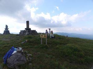 佐賀県の山登り