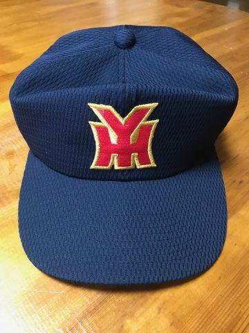ようやく帽子を購入!