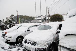 雪景色撮影のポイント