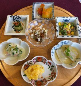 広東料理を堪能